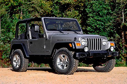 jeep wangler tj 1997 2006 owner manual karl probst ebook rh amazon com Jeep 2017 Owner's Manual 1997 Jeep Wrangler Fuse Box