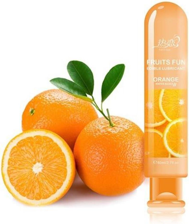 lubricante Personal con Sabor de Frutas para Hombres y Mujeres