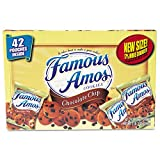 FOOD,FAMOUS AMOS COOKIES