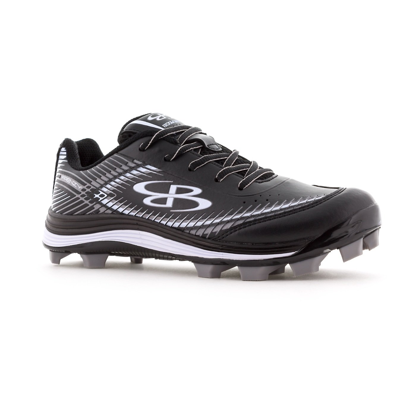 76f51a3c9 Amazon.com  Boombah Women s Frenzy Molded Cleats - 13 Color Options -  Multiple Sizes  Sports   Outdoors