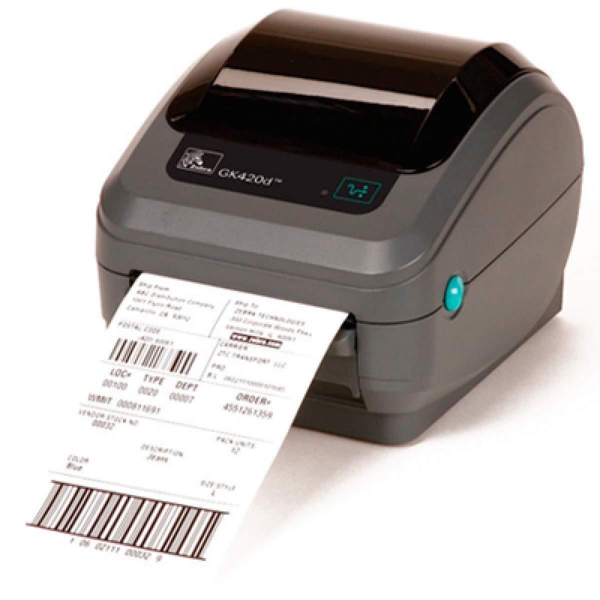 Etiquetas T/érmicas Directas 100x150mm Adhesivas para Transporte Packer PRO 334 Etiquetas x Rollo