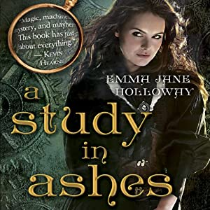 A Study in Ashes Audiobook