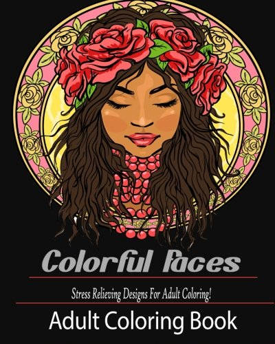 Color My Fro A Natural Hair Coloring Book For Big Hair