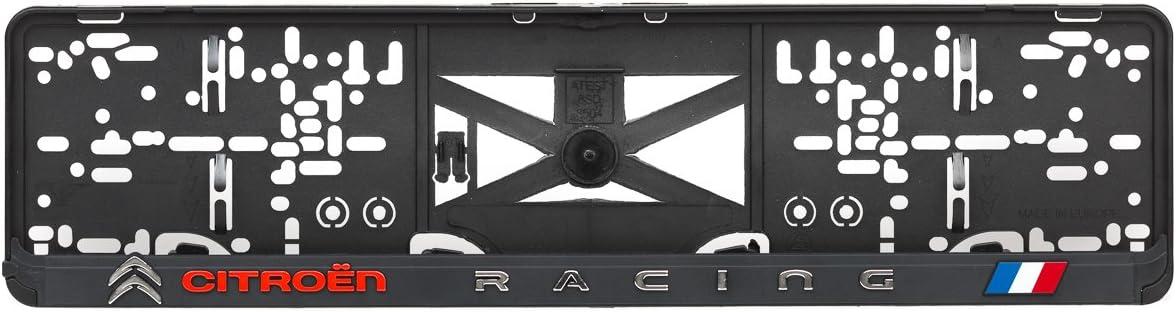 westcar Citroen racing Effet 3D Licence dimmatriculation Support de plaque