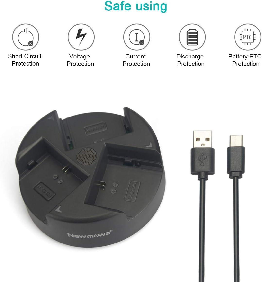 Power Bank 4400mah externos USB Batería para Garmin Montana 600//650//650t