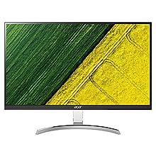 "Acer RC1 RC271U LED Display 68,6 cm (27"") Wide Quad HD Plana Negro - Monitor (68,6 cm (27""), 2560 x 1440 Pixeles, Wide Quad HD, LED, 4 ms, Negro)"