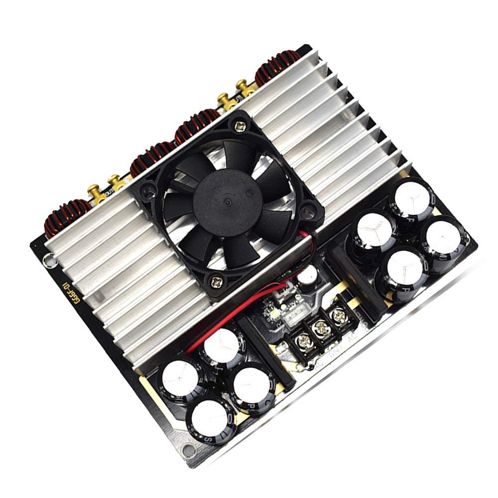 ModuleFly TDA8954TH Dual-core Digital Audio Amplifier Board ...