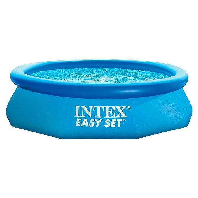 1 opinioni per Intex 56922 Easy Set Piscine e accessori, 305 x 76 cm, 2.271 l/h