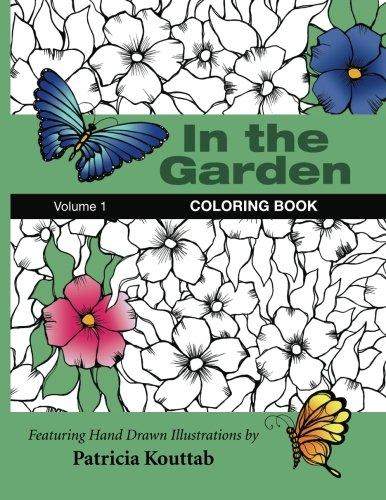 In the Garden: Coloring Book (Volume 1)