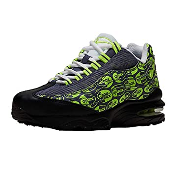 2a759ca65 Amazon.com | NIKE Air Max 95 Se (gs) Big Kids 922173-004 Size 5 ...