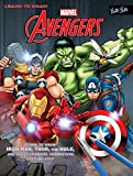 #9: Learn to Draw Marvel's The Avengers: Learn to draw Iron Man, Thor, the Hulk, and other favorite characters step-by-step (Licensed Learn to Draw)