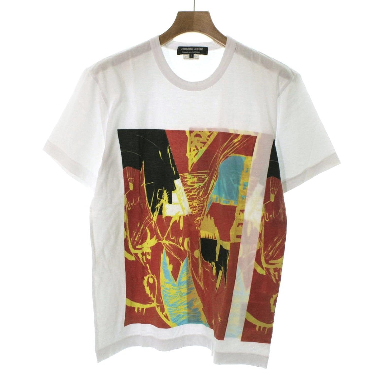 (コムデギャルソンオムドゥ) COMME des GARCONS HOMME DEUX メンズ Tシャツ 中古 B07FD4R1CT  -