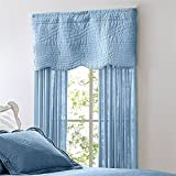 Best BrylaneHome Home Curtain Panels - Brylanehome Florence Rod Pocket Panel, 42 In X Review