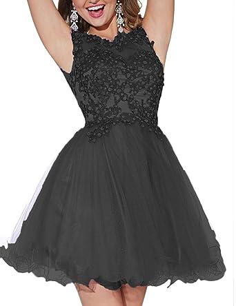Yirenwansha Juniors Homecoming Dresses 2018 Manual Beaded Short