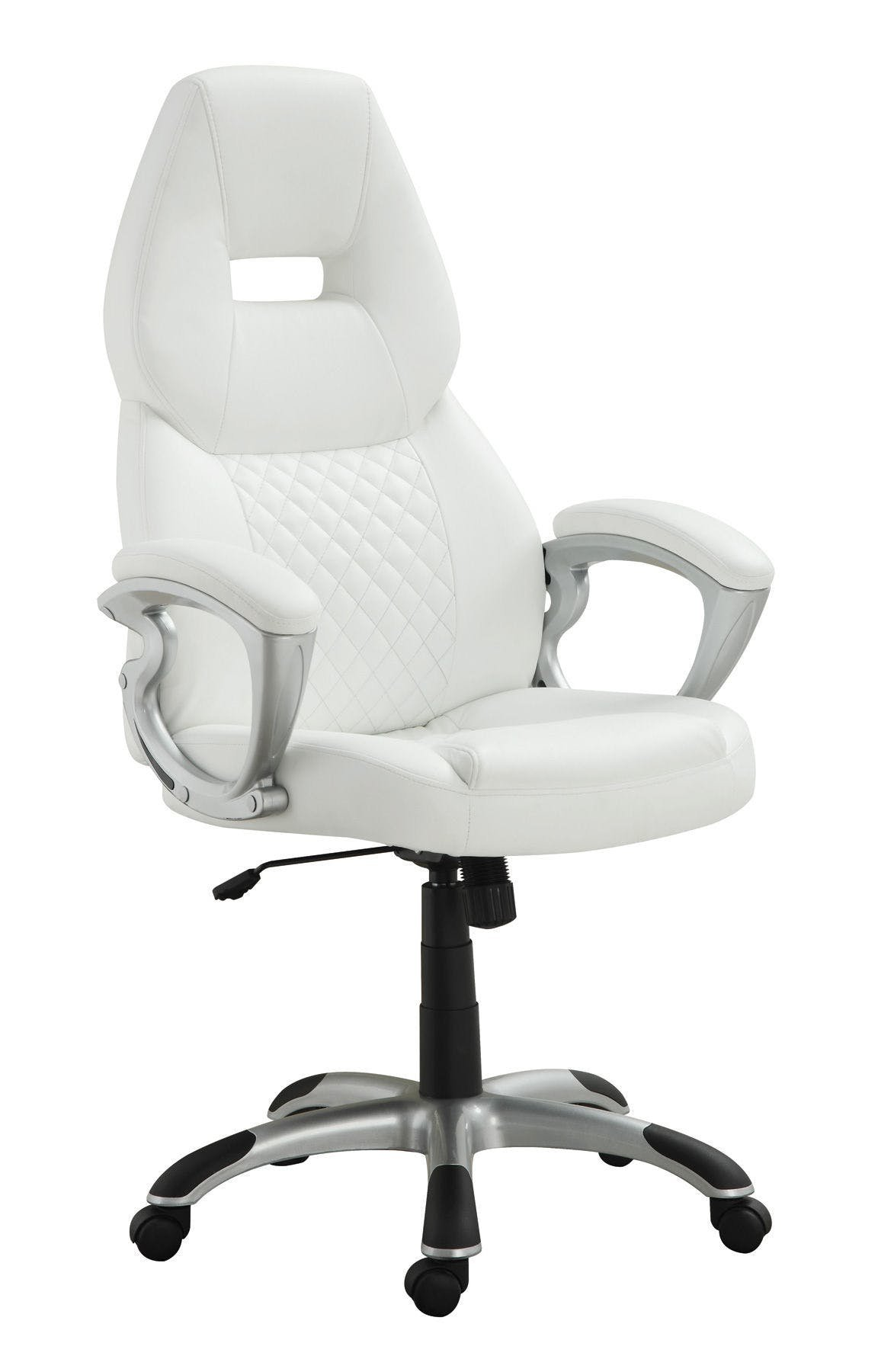 Coaster 800150 Home Furnishings Office Chair, White
