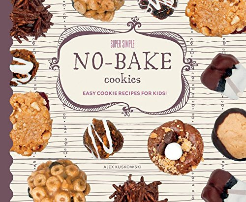 Super Simple No Bake Cookies Easy Cookie Recipes For Kids