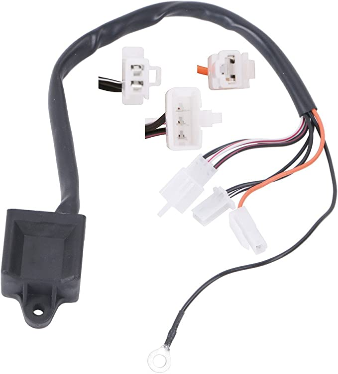 Cdi Unit Control Ignition Coil For Yamaha Pw 80 Pw80 Peewee 80 Dirt Bike Auto