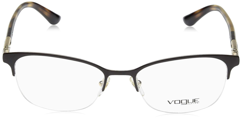 Vogue VO4067 Eyeglass Frames 997-53 Brown VO4067-997-53