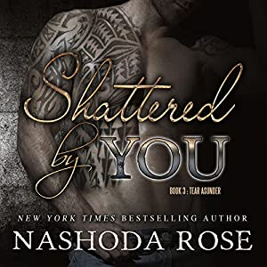 Shattered by You Audiobook