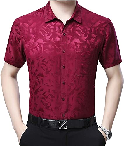 IJNUHB - Camisa de manga corta para hombre, diseño de tanga ...