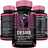 Extreme Desire It's Like Viagra For Women. With Tribulus Terrestris For Max Herbal Results. This Womens Libido Booster Is A Sexual Enhancer. Female Horny Pills Bring Natural Enhancement, Not Generic