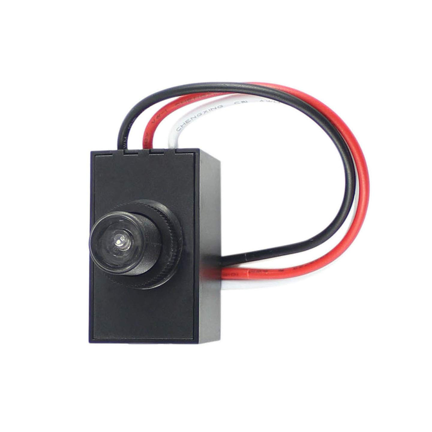 J.LUMI YCA1030 Outdoor Hard-Wired Post Eye Light Control with Photocell Light Sensor UL Listed