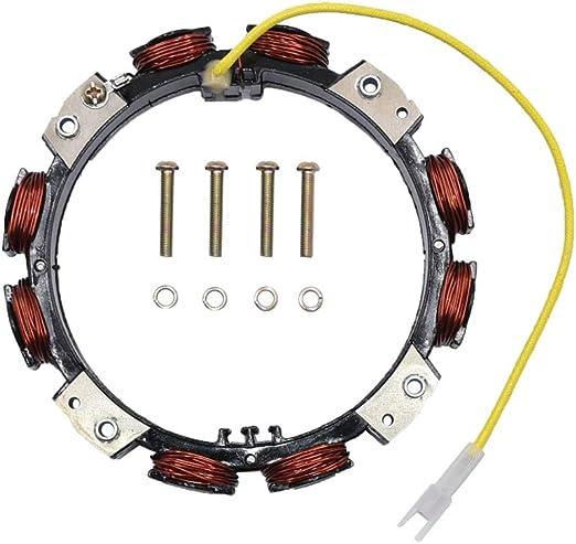 GENUINE OEM BRIGGS /& STRATTON ENGINE ALTERNATOR STATOR PART NUMBER 592829