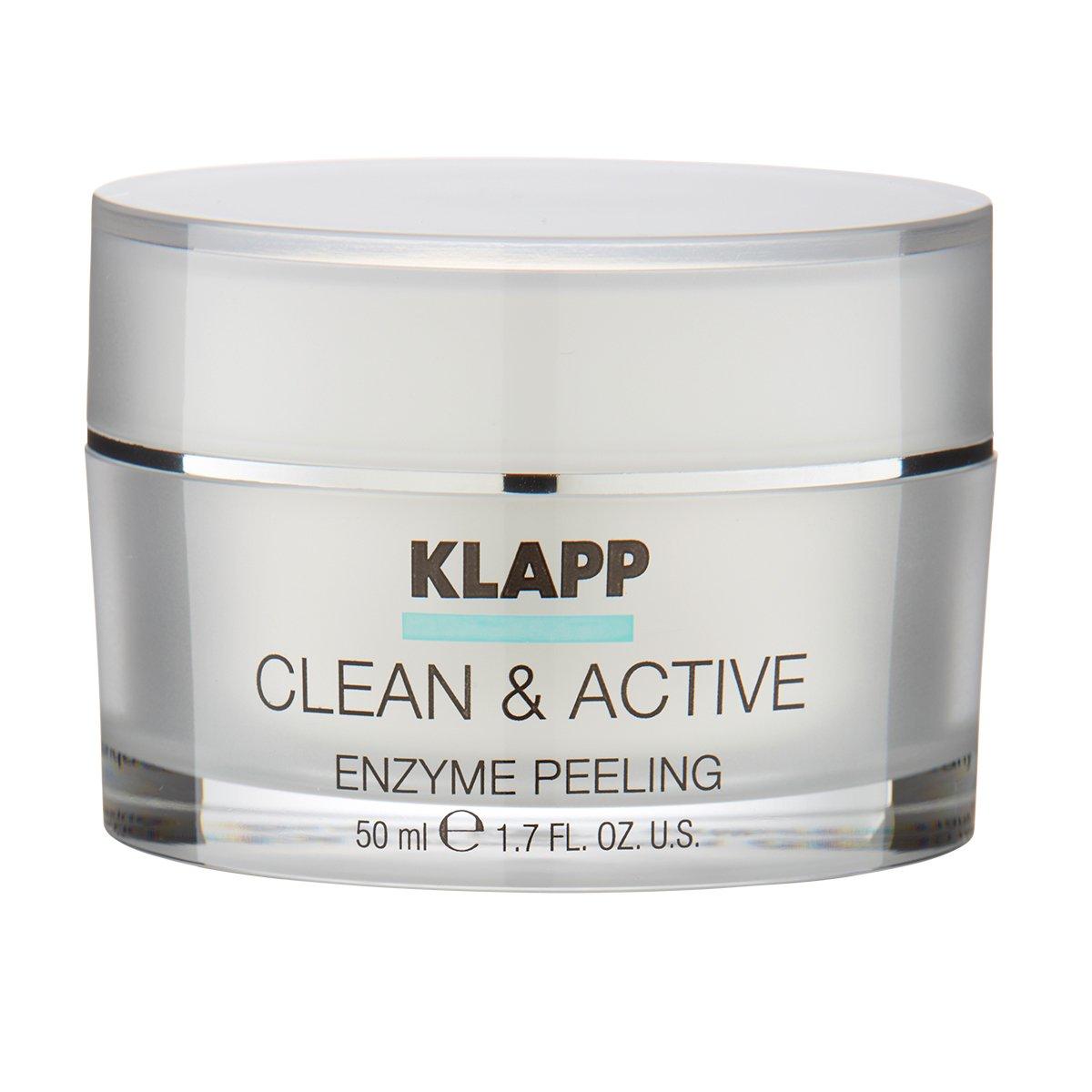 Klapp - Clean & Active - Enzyme Peeling - 50 ml 1205