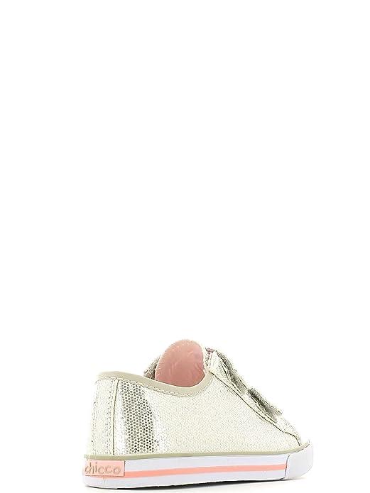 Chicco, CATERINA, Zapatilla silver de Niñas, talla 30
