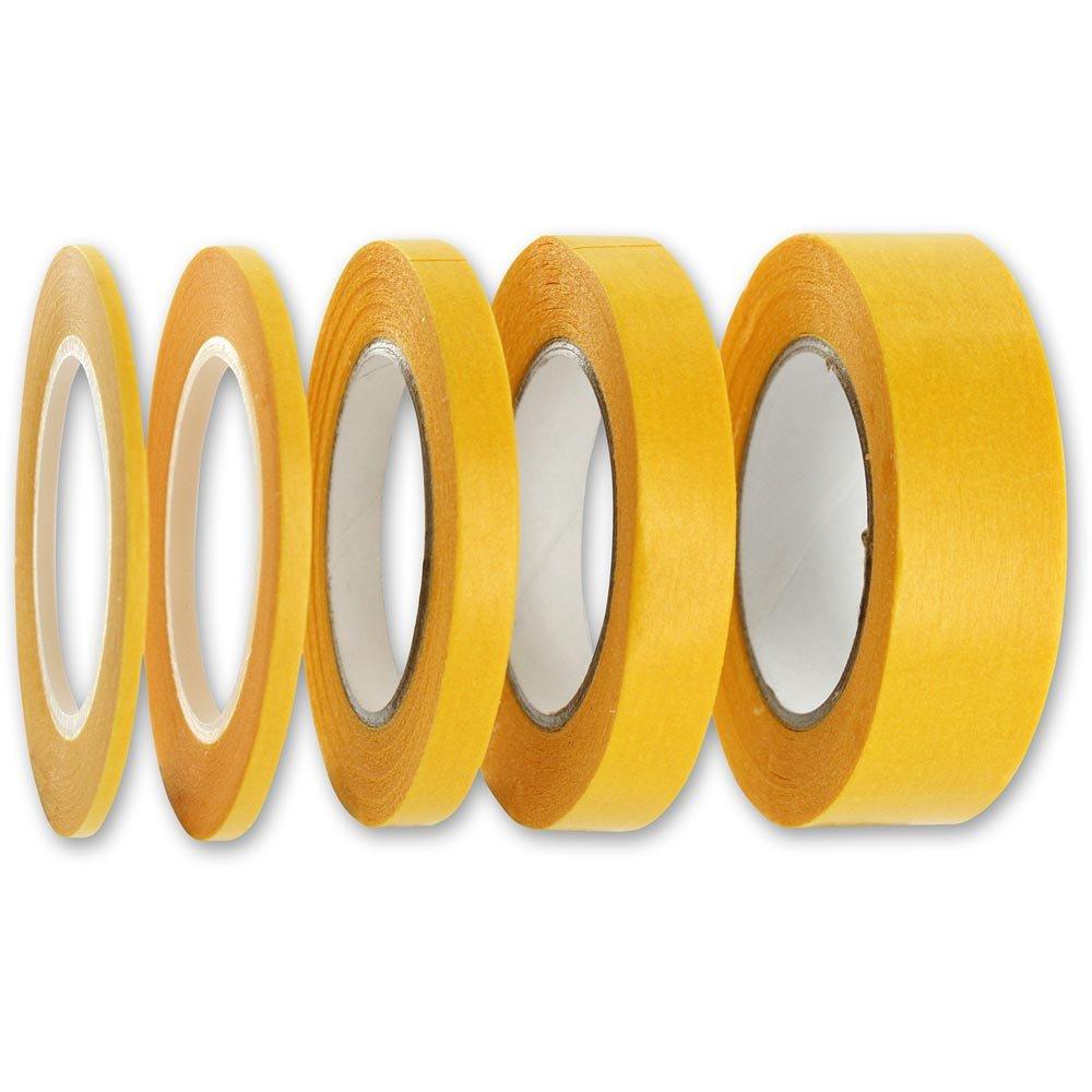 Modelcraft - Precision Masking Tape 2mm x 18m Twin Pack - (S-PMA2002) Shesto PMA2002-MODELCRAFT