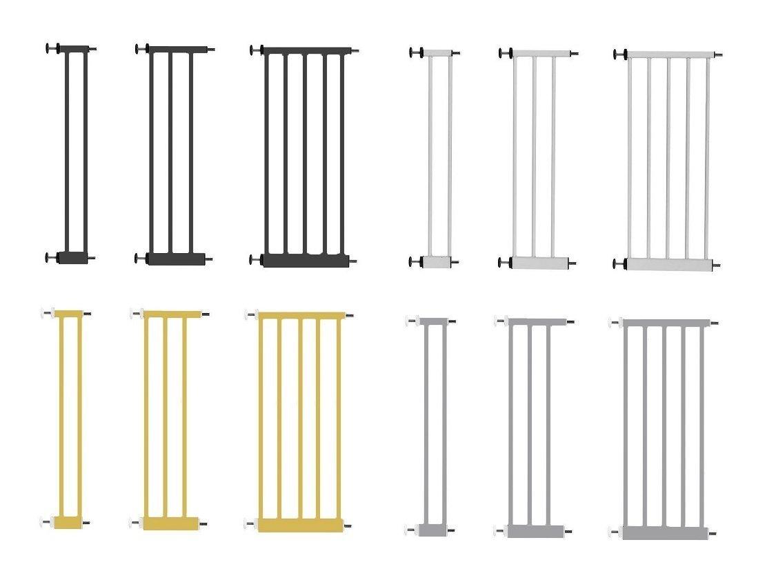 Prolongación de las rejillas paravan Hoogen® -> negro-20 Impag GmbH