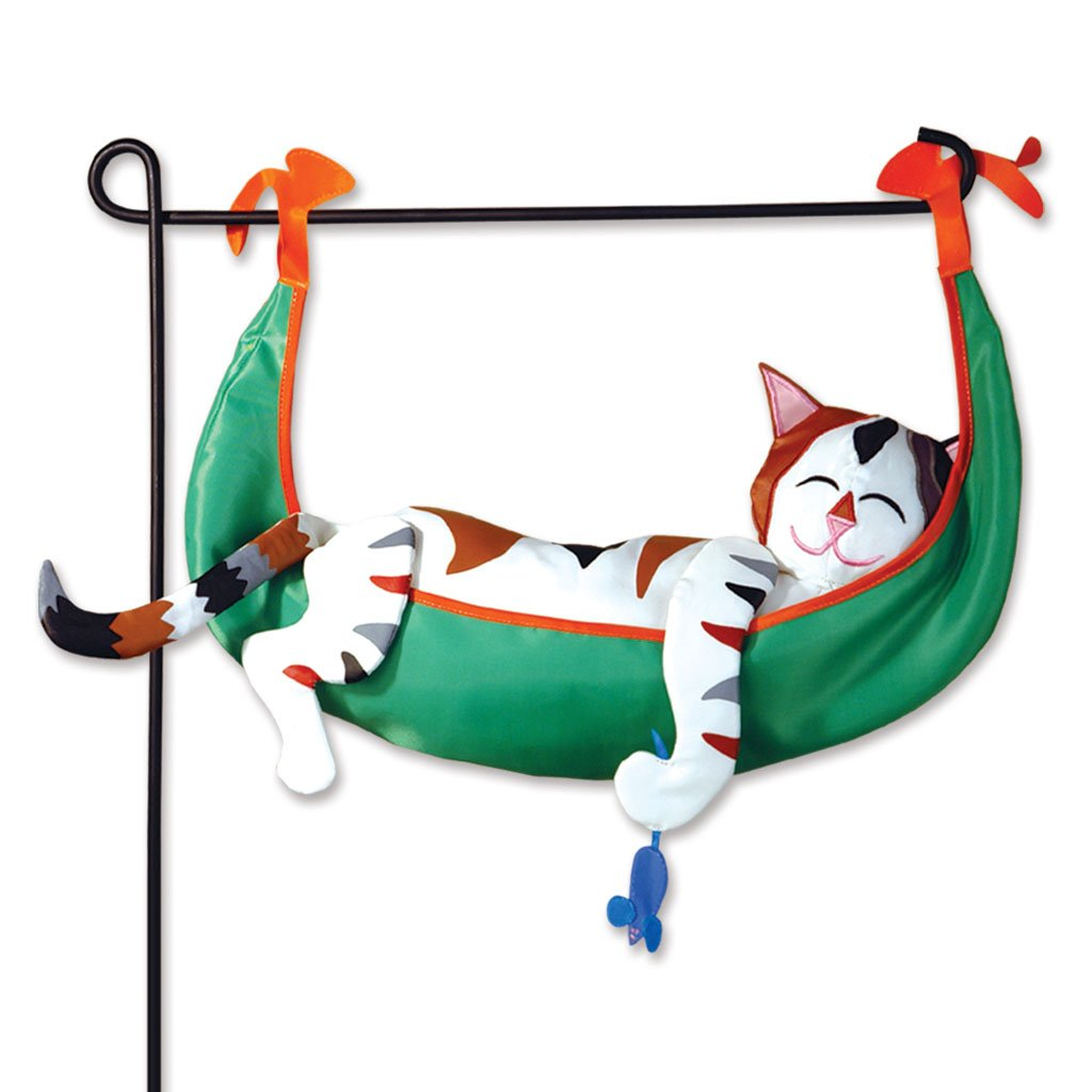 Premier Kites 59132 Garden Charm, Dream on Kitty, 19-Inch