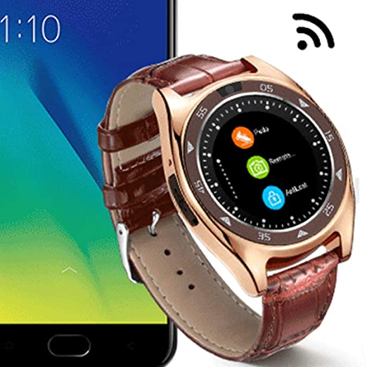 Topsale-ycld Reloj Bluetooth Smart A11 con cámara Local ...