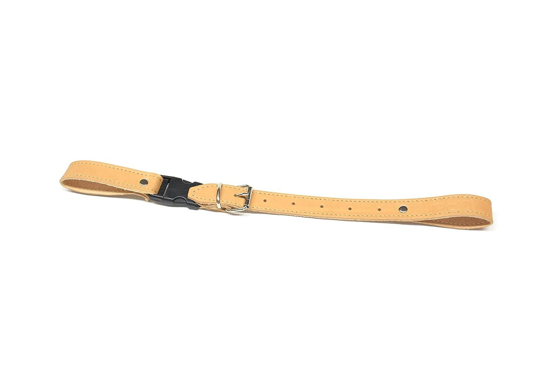 Courroie dorsale 25cm - 38cm Brun Belti