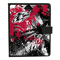 NCAA New Mexico Lobos Paulson Designs Folio Case for iPad 2/3, Black