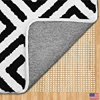 Gorilla Grip Original Area Rug Gripper Pad, Made in USA, for Hard Floors, Pads Available in Many Sizes, Provides...