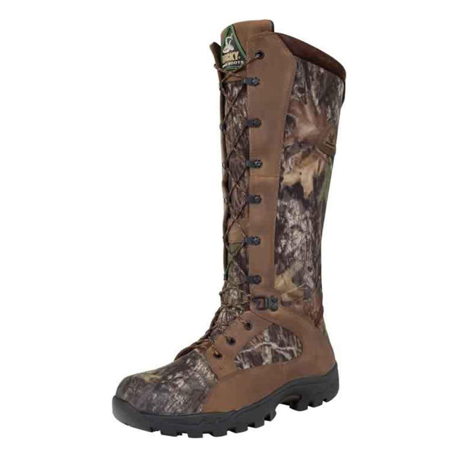 Rocky Men's Prolight Waterproof Snake Proof Hunting Boots, FQ0001570 7WI