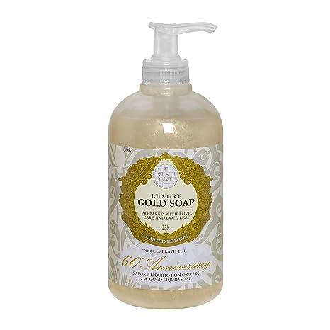 Nesti Dante oro, jabón líquido 500 ml