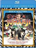 Jumanji (Two-Disc Blu-ray/DVD Combo)