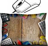 MSD Mouse Wrist Rest Office Decor Wrist Supporter Pillow design: 30873280 Back to school School tools around