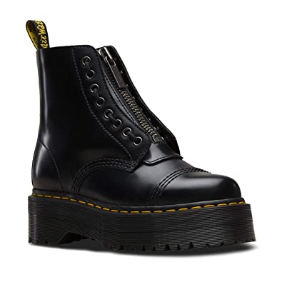 bb8fb9ea20ef Dr. Martens Sinclair Black Polished Smooth 24862 001  Amazon.fr  Chaussures  et Sacs