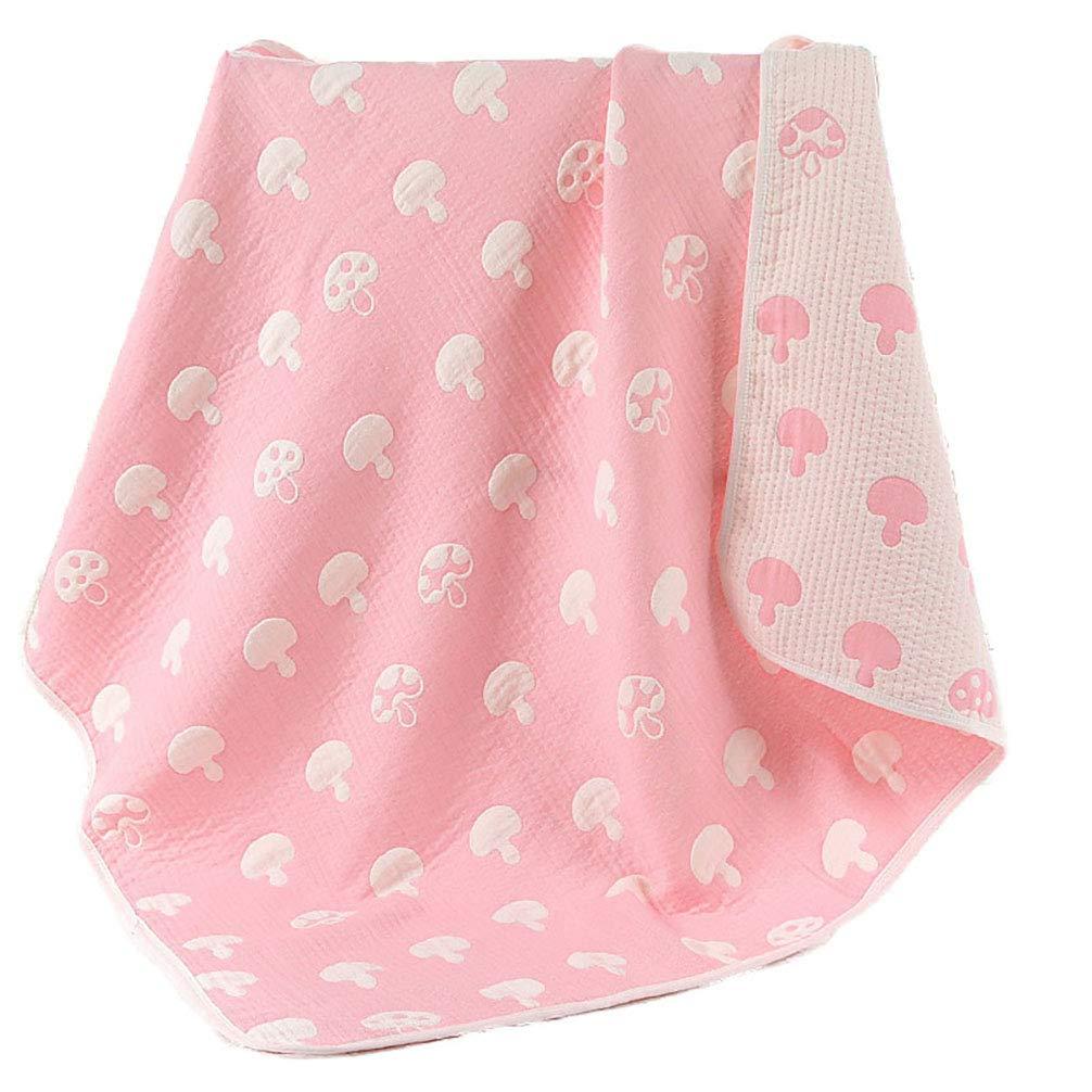 ViewHuge Warm Newborn Infant Swaddle Sleeping Blankets,110x110cm Soft Yarn Cotton Baby Bath Towel