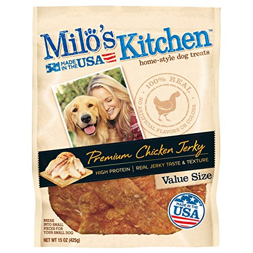 Milos Kitchen Premium Chicken Treats product image