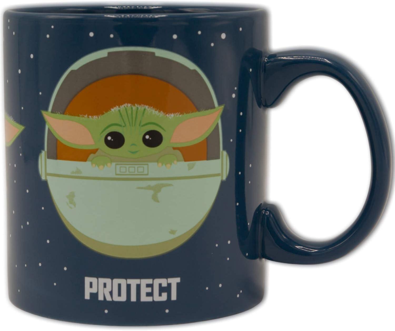 Baby Yoda Ceramic Mug
