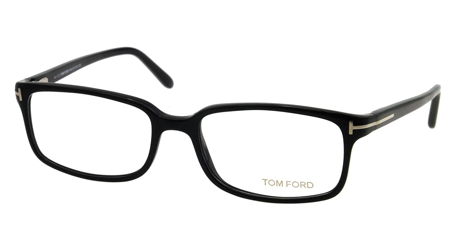 220e8e4e2668 Amazon.com  Tom Ford Eyeglasses TF 5209 BLACK 001 TF5209  Tom Ford  Shoes