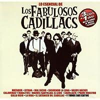 Lo escencial de Los Fabulosos Cadillacs [CD+DVD]