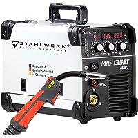 STAHLWERK MIG 135 ST IGBT Equipo de soldadura