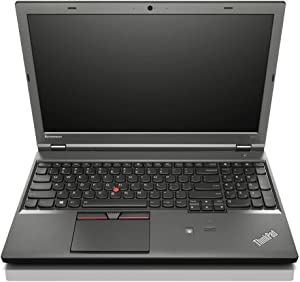 Lenovo Thinkpad W541 i7-4940MX 32GB 512GB SSD 3k 2880x1620 Nvidia K2100M Laptop (Renewed)