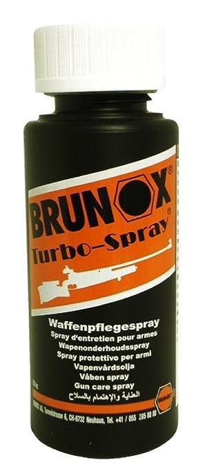 Aceite especial Armes Brunox TURBO-SPRAY en botella 100 ml: Amazon.es: Deportes y aire libre