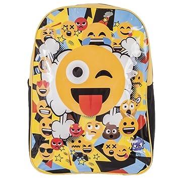 Emoji 1023AHV-6586 - Mochila grande (41 cm)